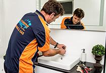 Sydney plumber job